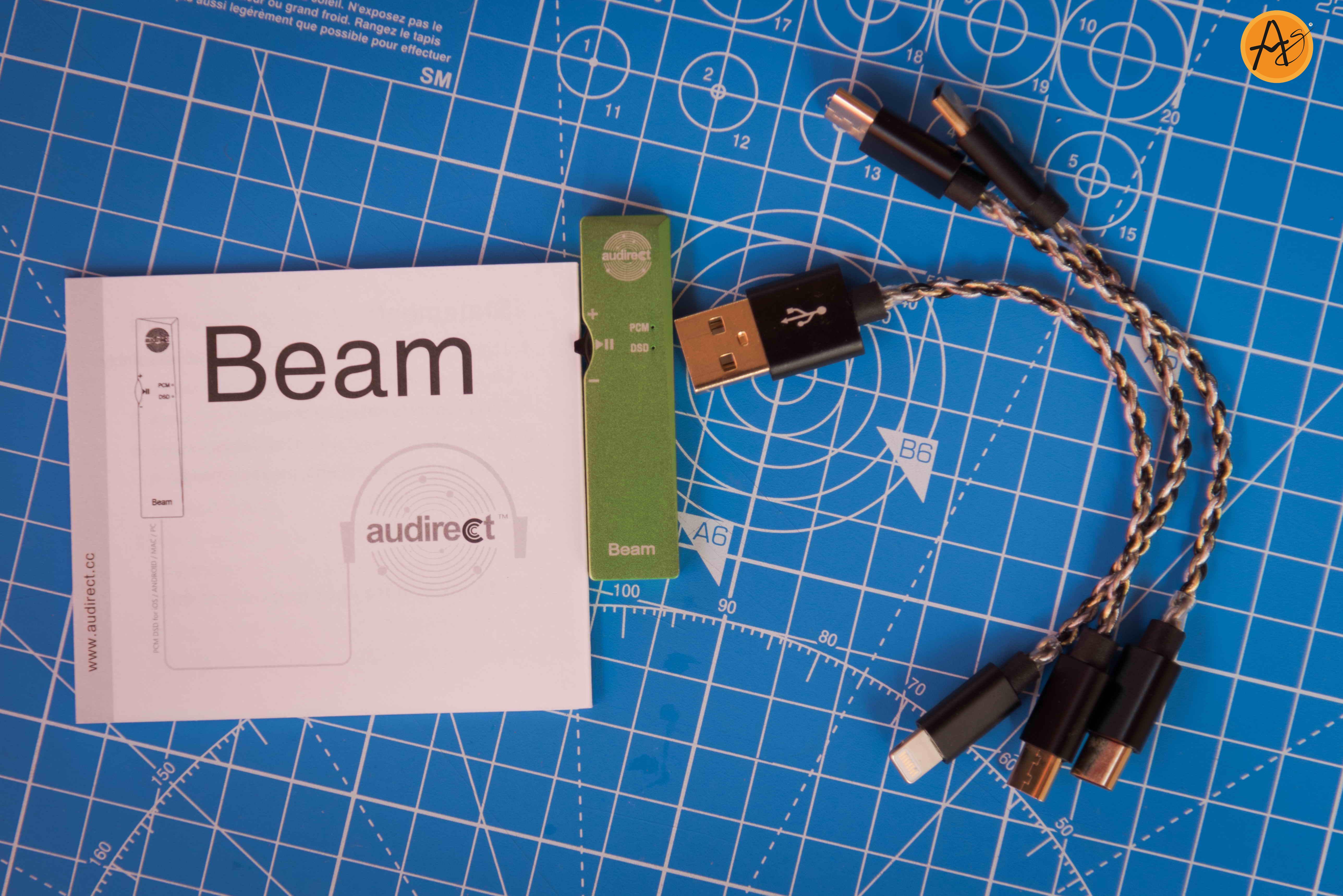 Audirect Beam