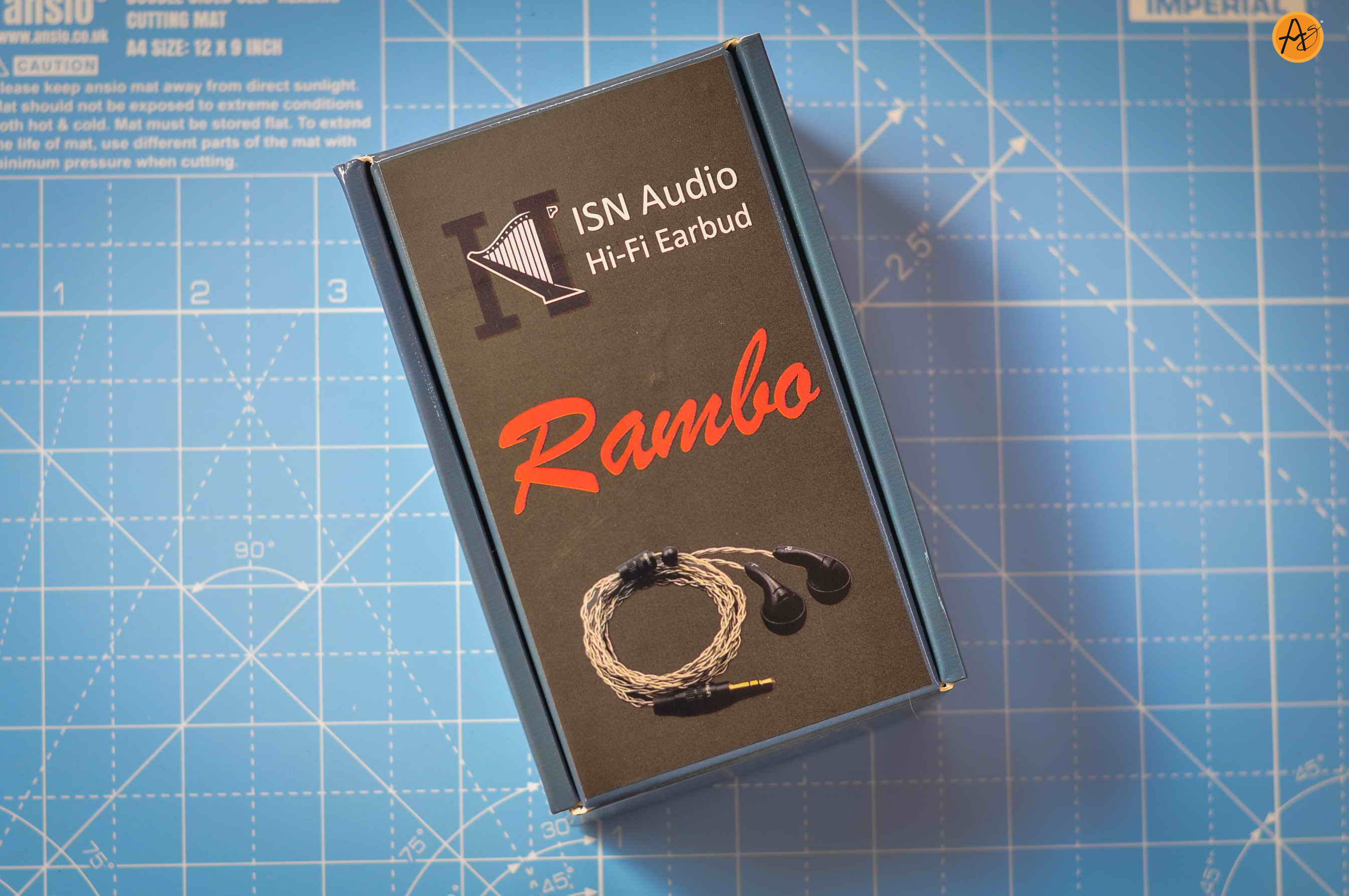 ISN Audio Rambo