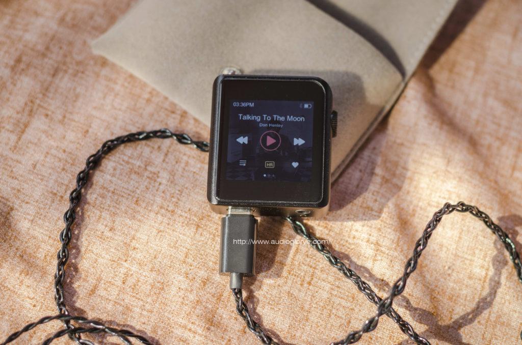 Penon Type-C earphone cable