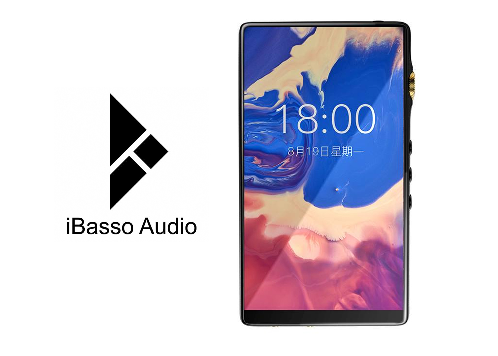 Ibasso DX160 MQA Certified Portable Audio Player