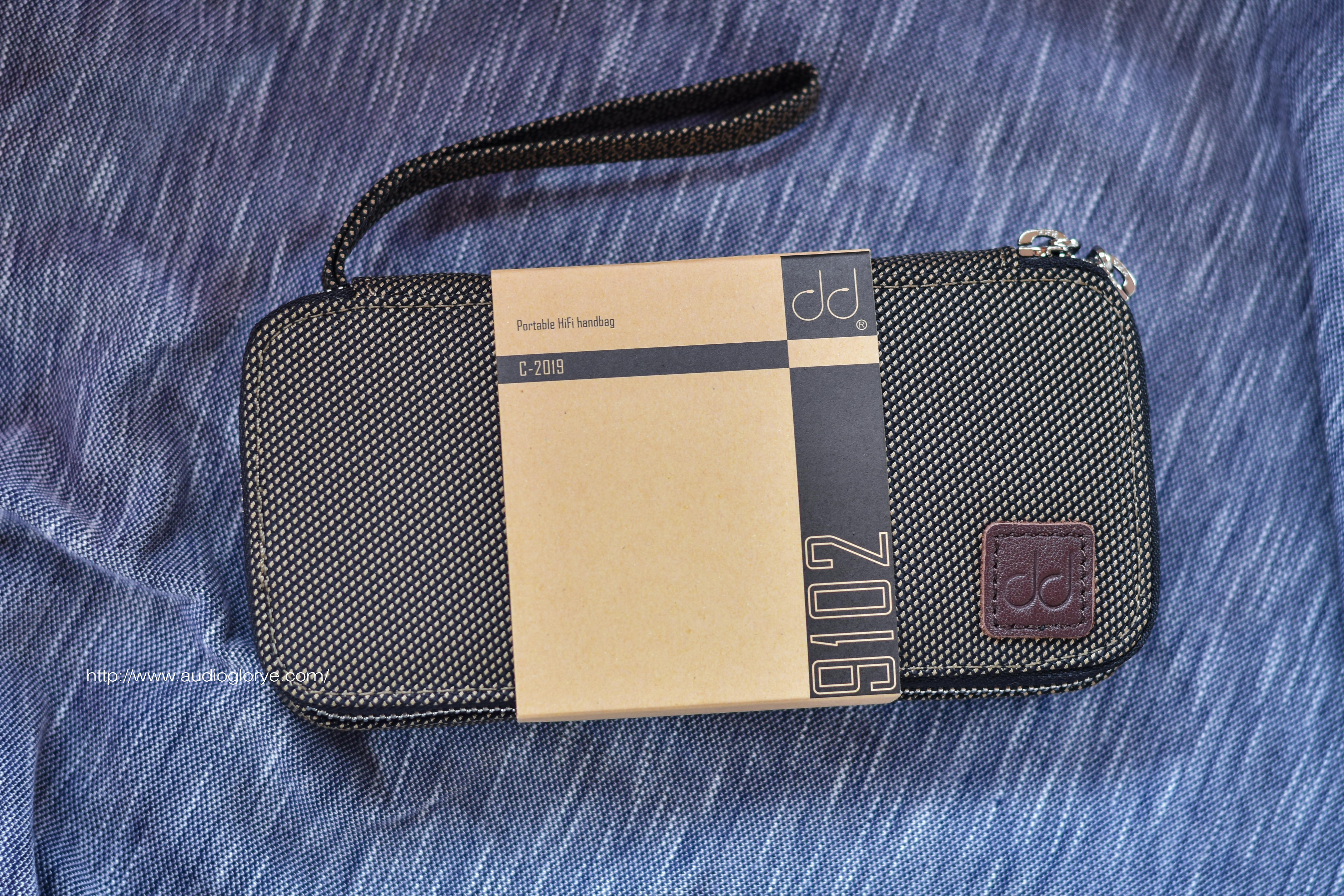 DD C-2019 Hi-Fi Carrying Case