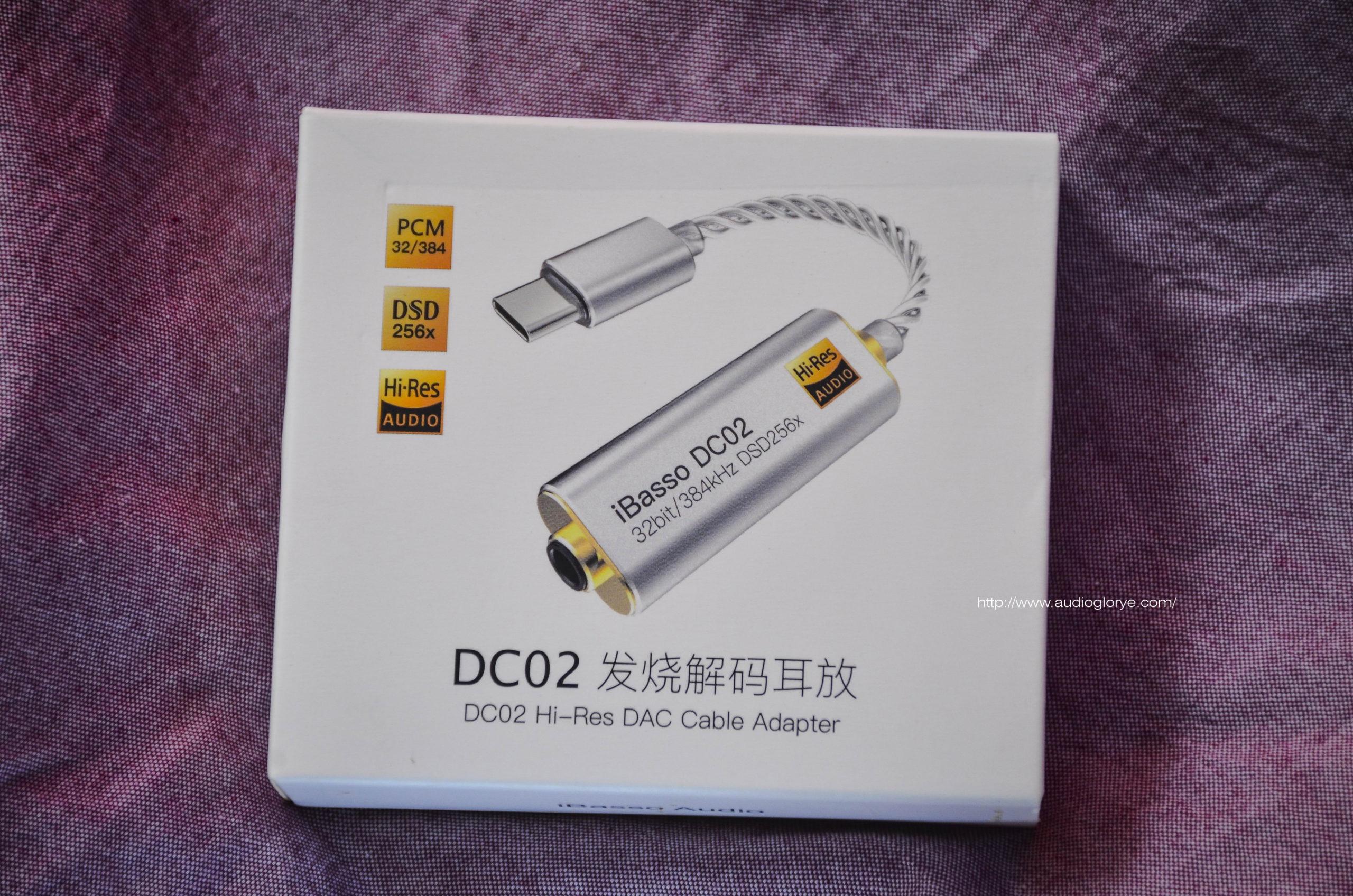 iBasso DC02