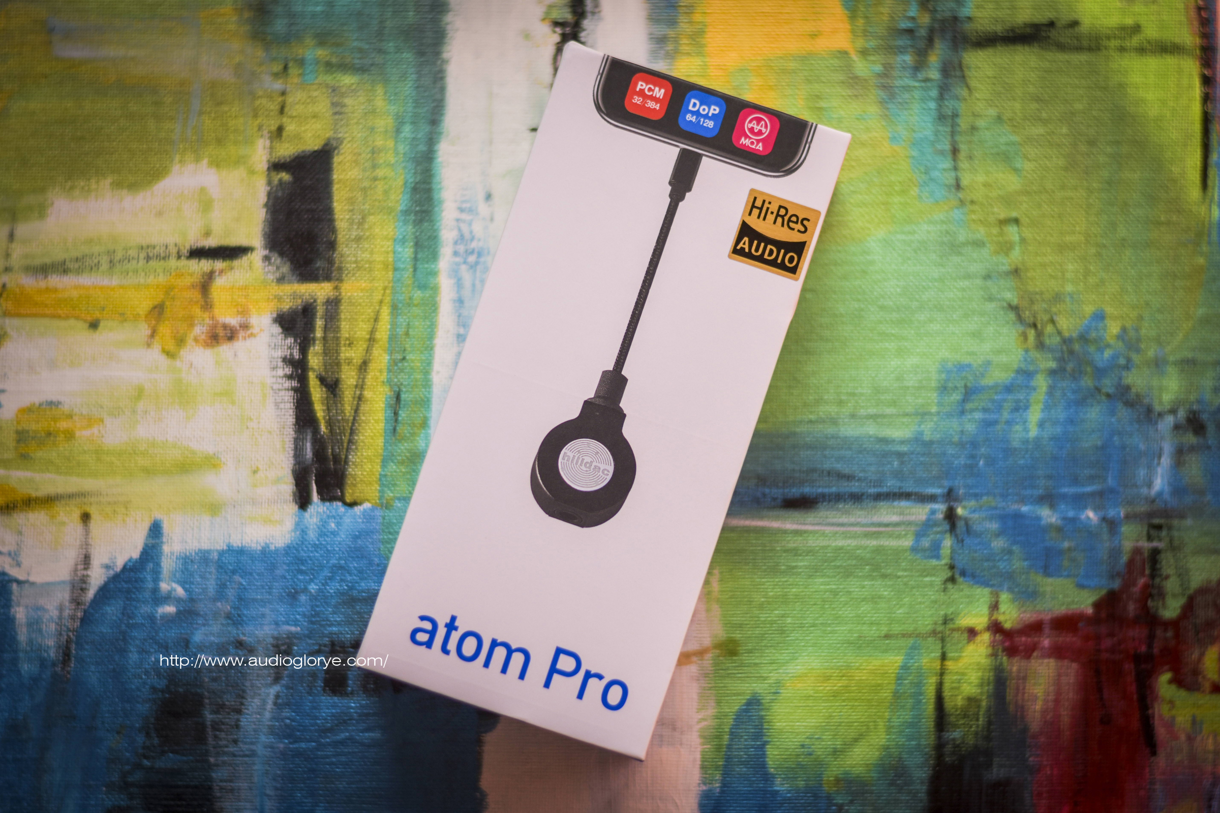 Audirect Atom Pro