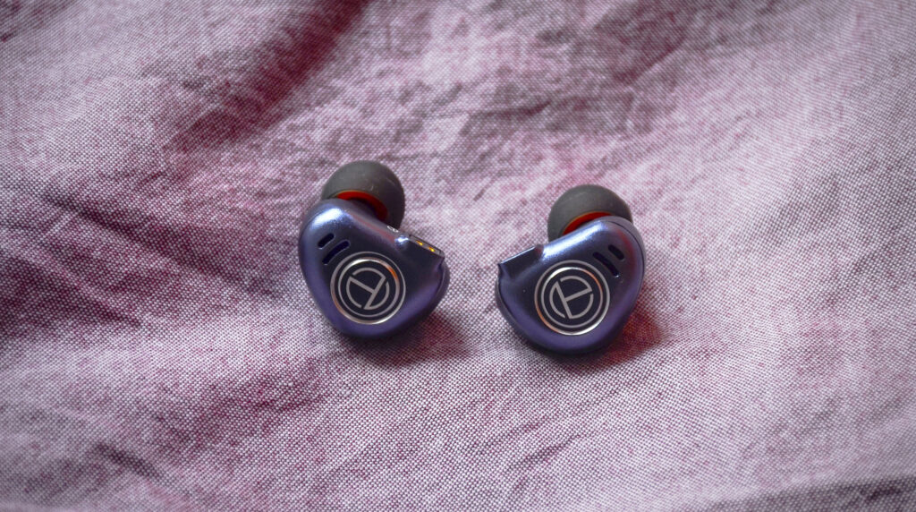 Best material for IEM manufacturing